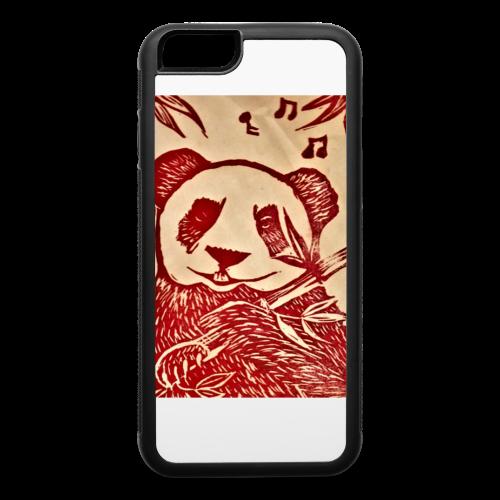 Pandas Song - iPhone 6/6s Rubber Case