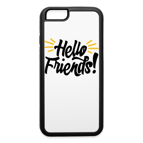 3 Tshirt Designs Magic02 png - iPhone 6/6s Rubber Case