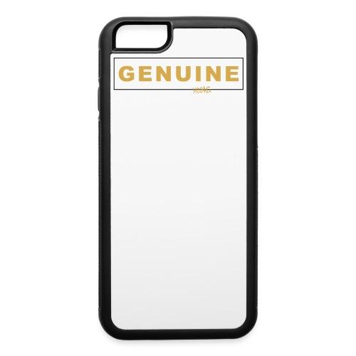 Genuine - Hobag - iPhone 6/6s Rubber Case