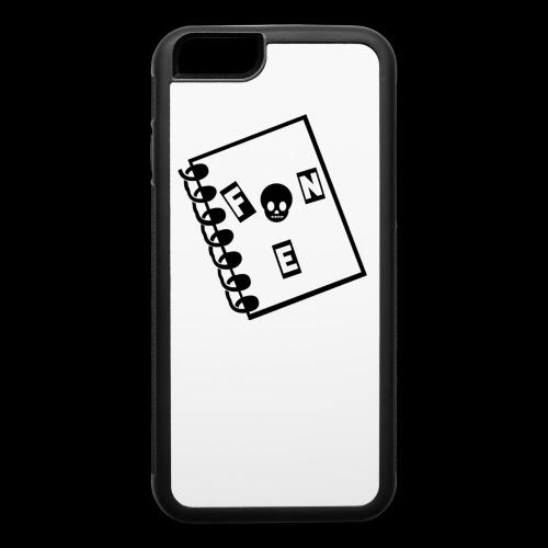 Fear No Evil iPhone case - iPhone 6/6s Rubber Case