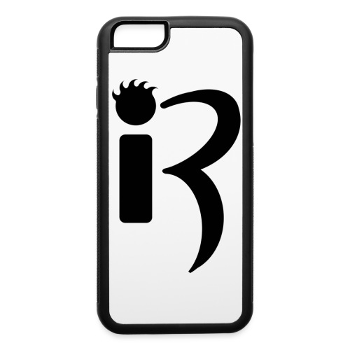 ir logo 2 - iPhone 6/6s Rubber Case