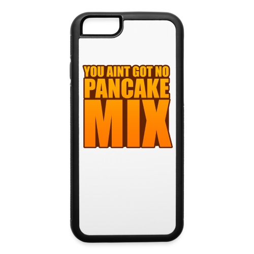 Pancake Mix - iPhone 6/6s Rubber Case
