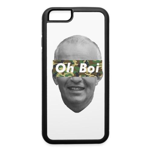 bape x dr c x surpreme - iPhone 6/6s Rubber Case