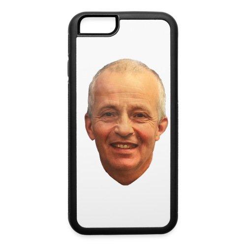 face - iPhone 6/6s Rubber Case