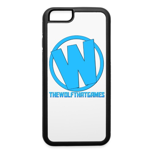 logob TWTG png - iPhone 6/6s Rubber Case