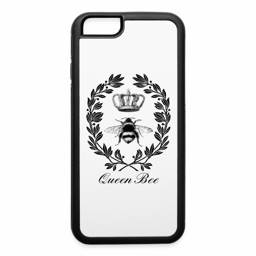 Vintage Queen Bee - iPhone 6/6s Rubber Case