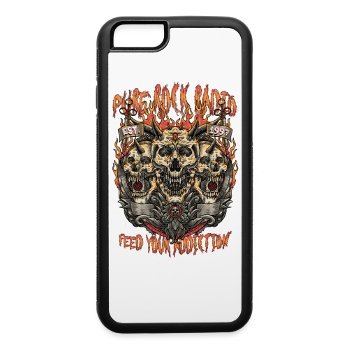 PRR Molenoise Skull (Front Only) - iPhone 6/6s Rubber Case