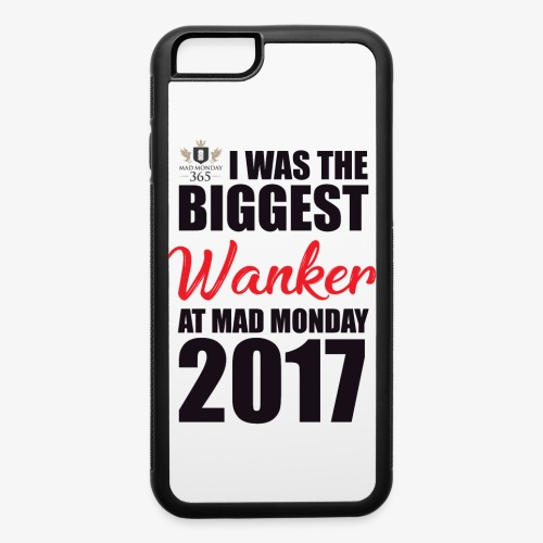 Mad Monday 2017 - iPhone 6/6s Rubber Case