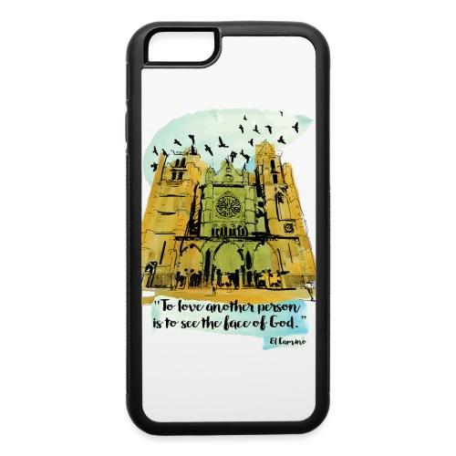 El camino - iPhone 6/6s Rubber Case