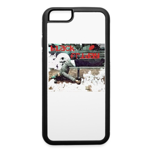black friday - iPhone 6/6s Rubber Case