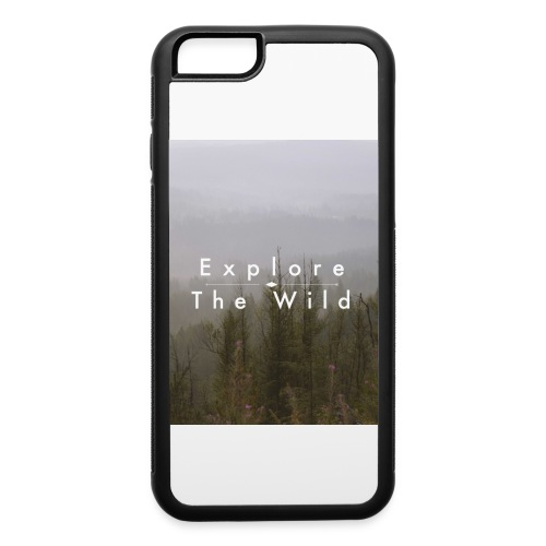 Explore The Wild #2 - iPhone 6/6s Rubber Case