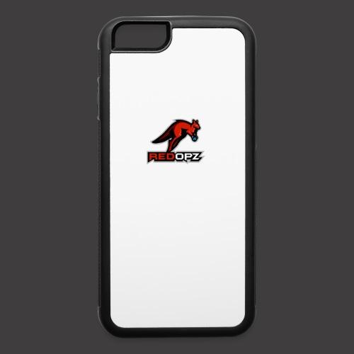 RedOpz Basic - iPhone 6/6s Rubber Case