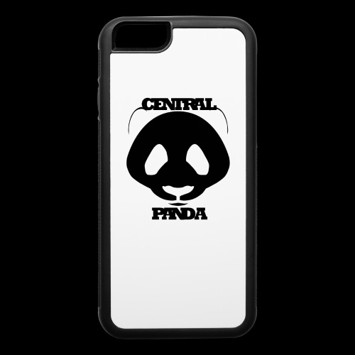 Central Panda in White - iPhone 6/6s Rubber Case