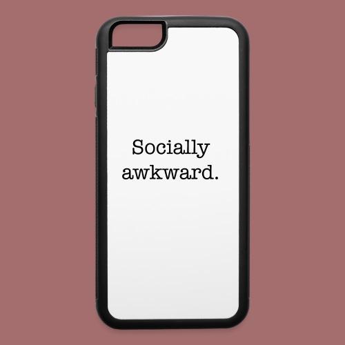Socially Awkward - iPhone 6/6s Rubber Case