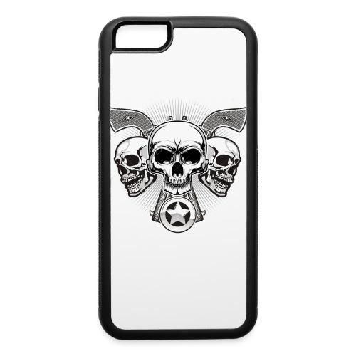 Skulls - iPhone 6/6s Rubber Case