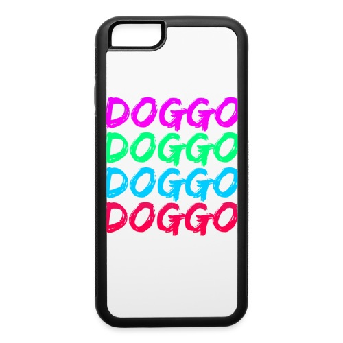 That 70's Doggo - iPhone 6/6s Rubber Case