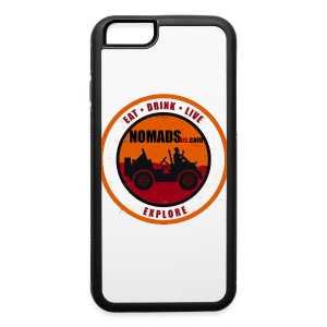 Nomads Logo - iPhone 6/6s Rubber Case