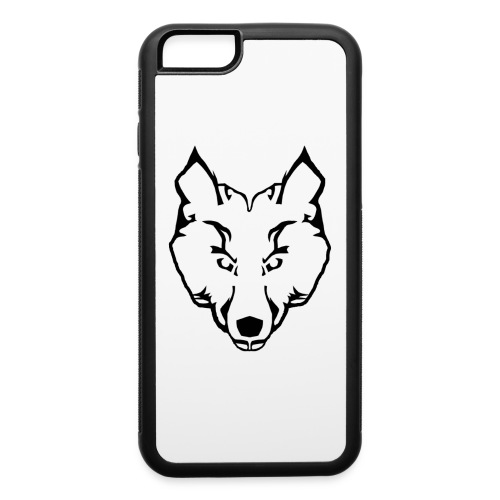Woolf Image - iPhone 6/6s Rubber Case