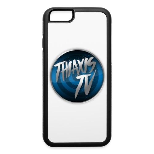 THIAXIS TV LOGO CIRCLE - iPhone 6/6s Rubber Case