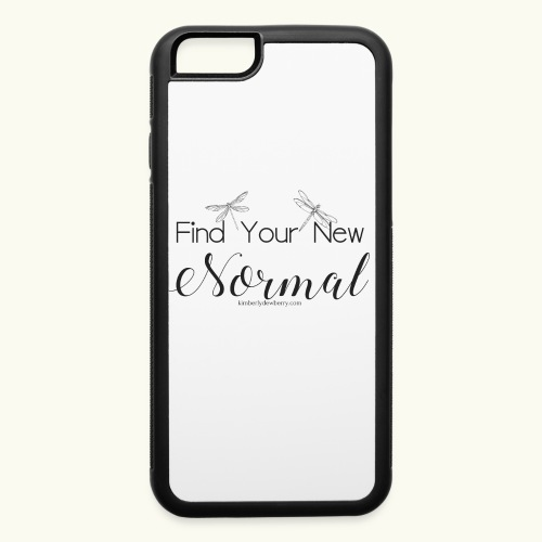 Find Your New Normal - iPhone 6/6s Rubber Case