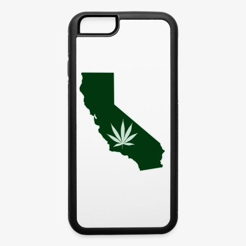 weed - iPhone 6/6s Rubber Case