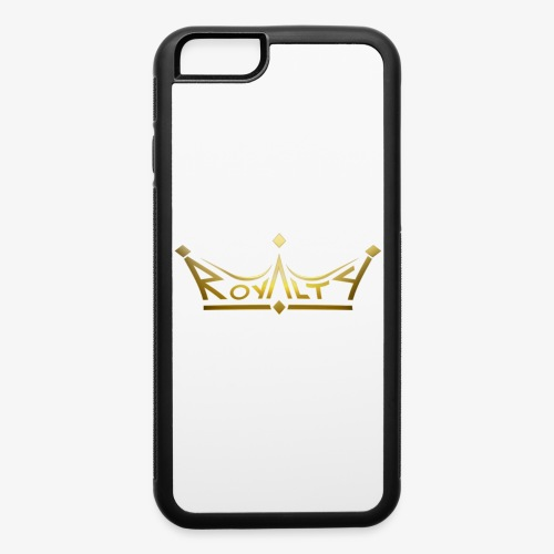 royalty premium - iPhone 6/6s Rubber Case