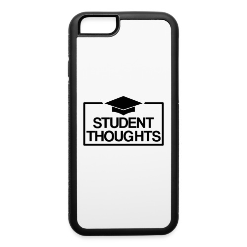 Student Thoughts Merchandise - iPhone 6/6s Rubber Case