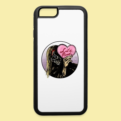 I <3 Lets Read! - iPhone 6/6s Rubber Case
