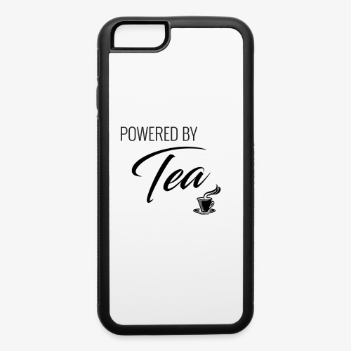 Powered by Tea - iPhone 6/6s Rubber Case