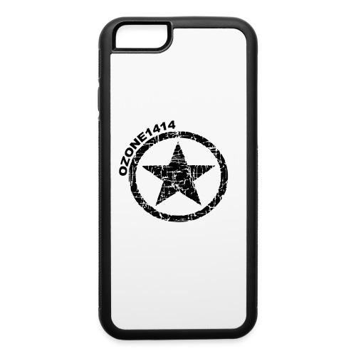 ozonestarblack - iPhone 6/6s Rubber Case