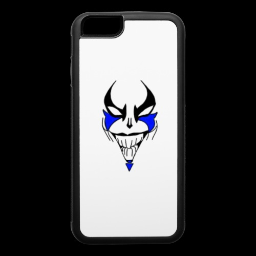 Hawk Harlequin 1 - iPhone 6/6s Rubber Case