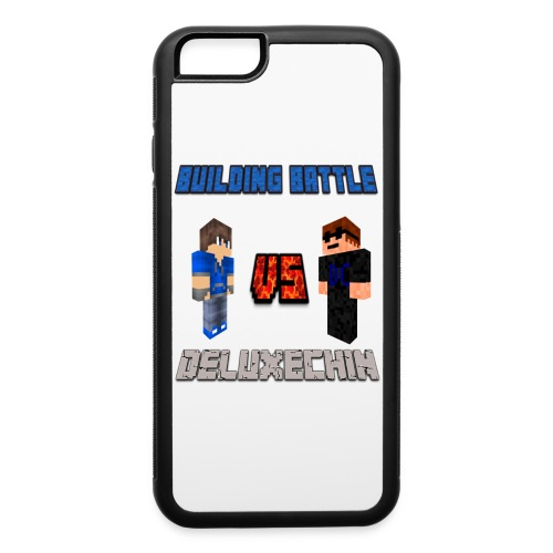 build battle ss - iPhone 6/6s Rubber Case