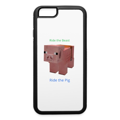 Pig Beast - iPhone 6/6s Rubber Case