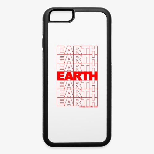 earth - take out - iPhone 6/6s Rubber Case