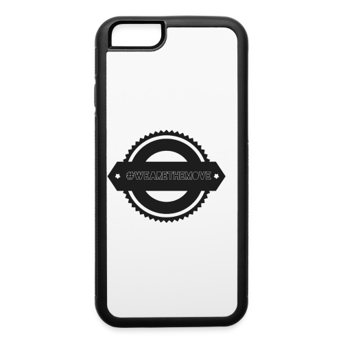 #WeAreTheMove#2 - iPhone 6/6s Rubber Case