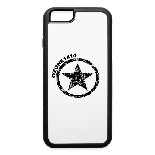 ozonestarblack - iPhone 6/6s Rubber Case