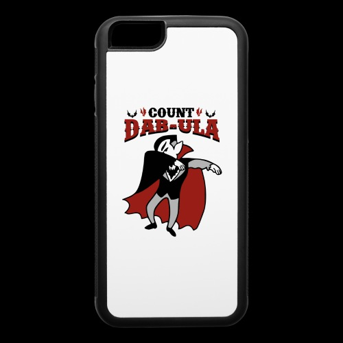 Count Dab-ula | Halloween Dance Party - iPhone 6/6s Rubber Case
