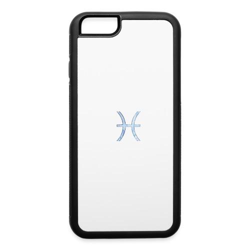 Pisces Glyph - iPhone 6/6s Rubber Case