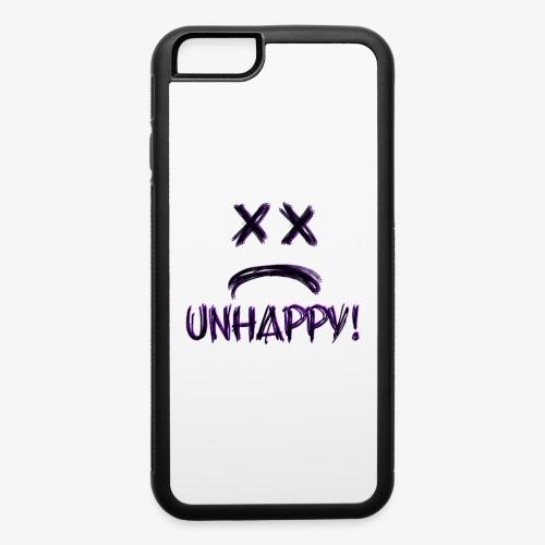 Unhappy! - iPhone 6/6s Rubber Case