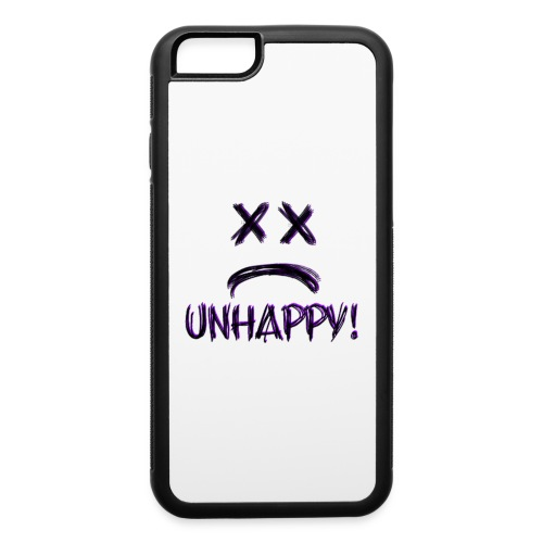 Unhappy! - iPhone 6/6s Rubber Case