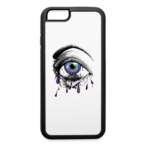 Lightning Tears - iPhone 6/6s Rubber Case