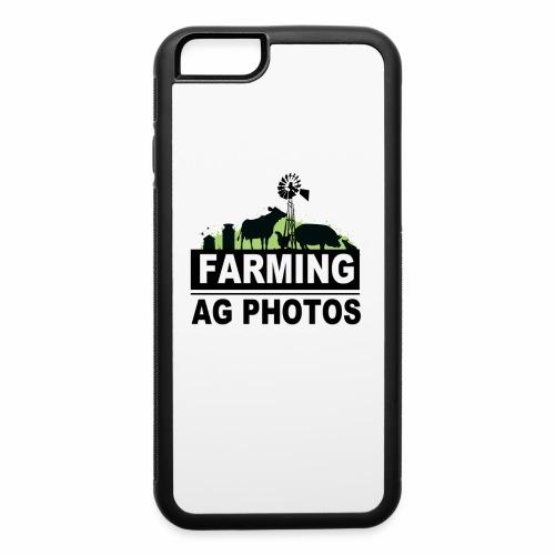 Farming Ag Photos - iPhone 6/6s Rubber Case