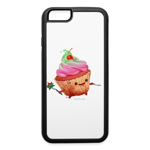 Figure 2: Hell in a Cake - iPhone 6/6s Rubber Case