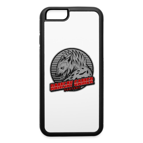 Ramsay Gamer Logo 2 - iPhone 6/6s Rubber Case