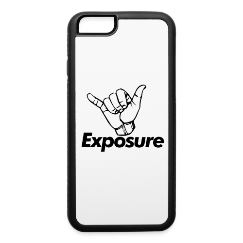 Iphone Exposure Case - iPhone 6/6s Rubber Case
