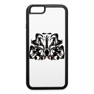 Abstract Bear - iPhone 6/6s Rubber Case