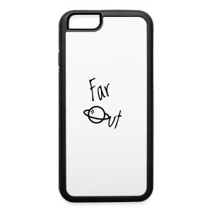 Far Out iphone case - iPhone 6/6s Rubber Case