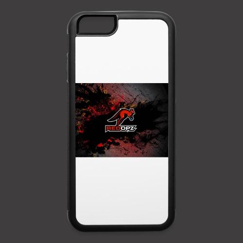 RedOpz Splatter - iPhone 6/6s Rubber Case