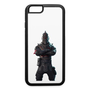 Black Knight Phone Cases - iPhone 6/6s Rubber Case