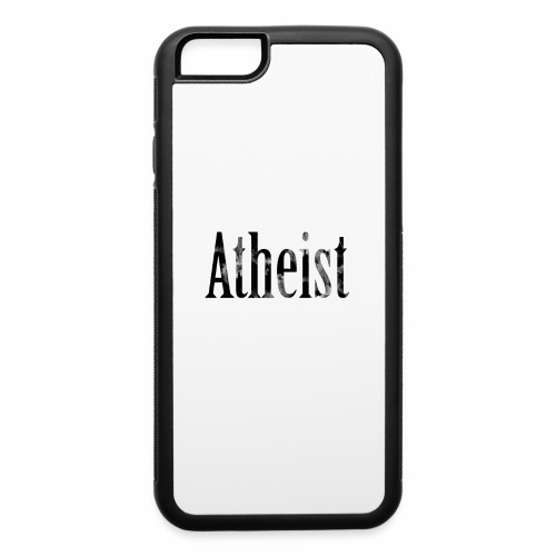 Faded Atheist - iPhone 6/6s Rubber Case